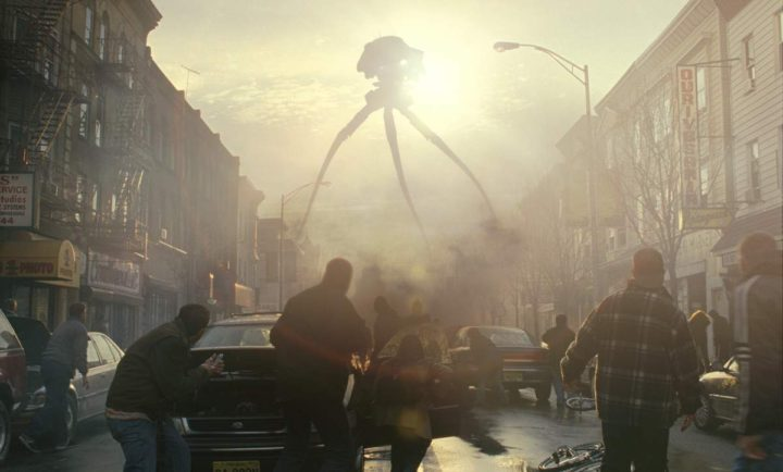 still from Spielberg's War Of The Worlds